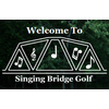 Singing Bridge Golf Course Logo