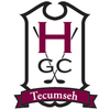 The Hantz Golf Club of Tecumseh Logo