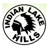 West/North at Indian Lake Hills Golf Course Logo