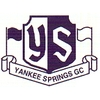 White/Gold at Yankee Springs Golf Course Logo