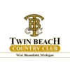 Twin Beach Country Club Logo