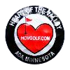 Heart of the Valley Golf Club Logo