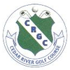 Cedar River Golf Course Logo