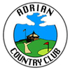 Adrian Golf Course Logo