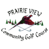 Prairie View Community Golf Logo
