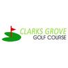 Clarks Grove Golf Course Logo