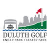 Enger Park Golf Course - Front/Middle Logo