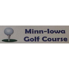 Minn-Iowa Golf Course Logo