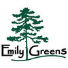 Executive at Emily Greens Golf Course Logo