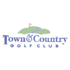 Town & Country Golf Course Logo