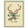 Kimball Golf Club Logo
