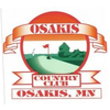Osakis Country Club Logo