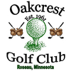 Oak Crest Golf Club Logo