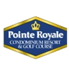 Pointe Royale Condominium Resort &amp; Golf Course Logo