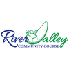 River Valley Community Golf Course Logo
