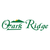 Ozark Ridge Golf Course Logo