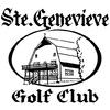 St. Genevieve Golf Course Logo