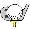 Ainsworth Municipal Golf Course Logo