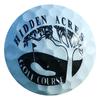 Hidden Acres Golf Course Logo