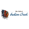 Gray Hawk/Red Feather at Indian Creek Golf Course Logo
