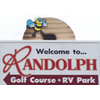 Randolph Golf Course Logo