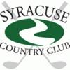 Syracuse Golf Course Logo