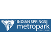 Indian Springs Metropark Golf Course Logo