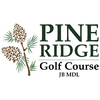 PineRidge Golf Course Logo
