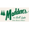 Pine Beach West at Madden's on Gull Lake Logo