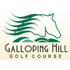 Eighteen Hole at Galloping Hill Golf Course Logo