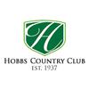 Hobbs Country Club Logo