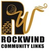 Rockwind Community Links - Championship Course Logo