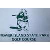 Beaver Island State Park Golf Course Logo