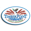White/Red at Timber Point Country Club Logo
