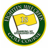 18 Mile Creek Golf Course Logo