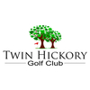 Twin Hickory Golf Club Logo