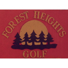 Forest Heights Golf Course Logo