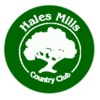 Hales Mills Country Club Logo
