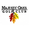 Majestic Oaks Golf Club - Signature Golf Course Logo