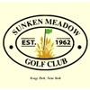 Red/Blue at Sunken Meadow State Park Golf Course Logo