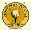 Peninsula Golf Club Logo