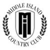 Dogwood/Oak Tree at Middle Island Country Club Logo