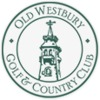 Blue Grass/Over Look at Old Westbury Golf &amp; Country Club Logo