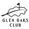 White/Blue at Glen Oaks Club Logo