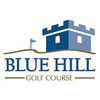 Woodland/Lakeside at Blue Hill Golf Course Logo