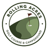 Rolling Acres Golf Course Logo