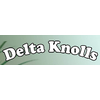 Delta Knolls Golf Center Logo