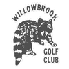 White/Red at Willowbrook Golf Club Logo