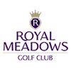 Royal Meadows Golf Course Logo