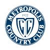 Metropolis Country Club Logo